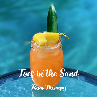 Toes in the Sand Cocktail